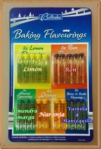 Aromas de pastelería