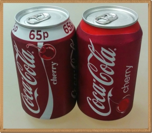 Cherry Coke // Coca-Cola Cherry