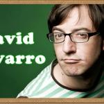 David Navarro en Málaga