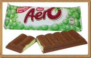 Aero Mint Chocolate