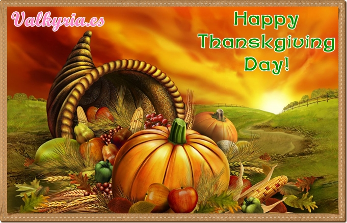 Thanksgiving Day [Día de Acción de Gracias]